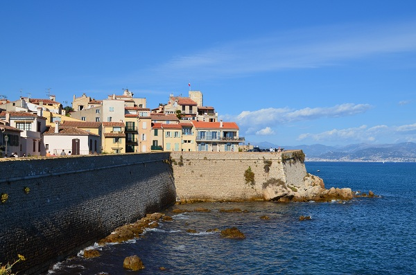 Antibes old town (vieille Antibes)