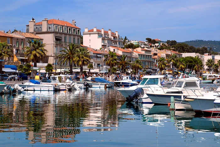 Bandol Francia resort