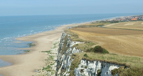The cap blanc Nez - French Opal Coast
