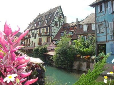 Holiday in Colmar Alsace