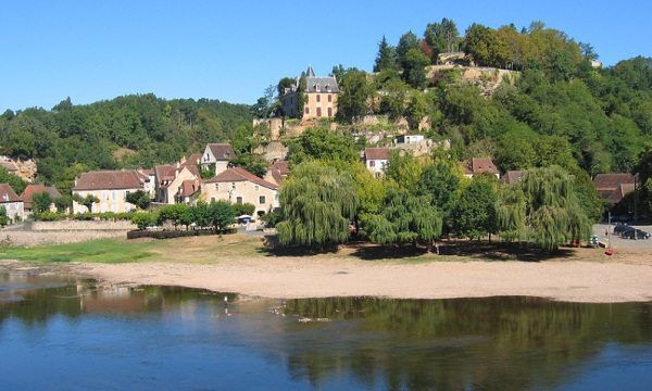 Limeuil in Dordogne