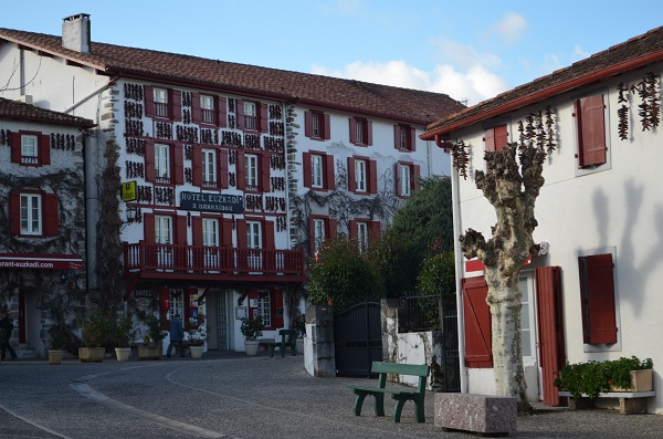 Village du Pays Basque - Espelette