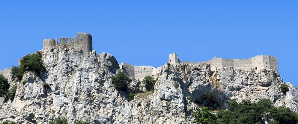 Fortress of Peyrepertuse